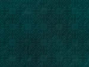 Turquoise Pattern PowerPoint Templates