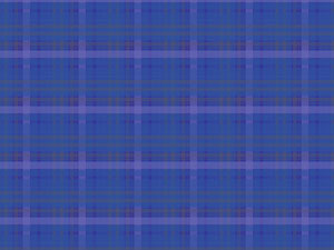 Western Plaids PowerPoint Templates