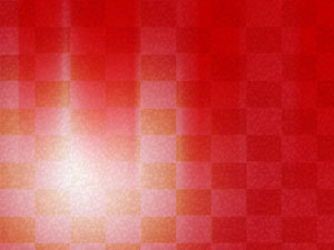 Red Check Pattern PowerPoint Templates