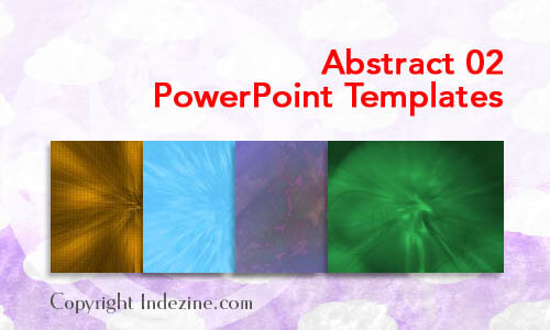 Abstract 02 PowerPoint Templates
