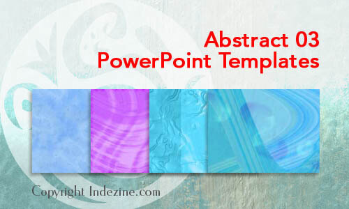 Abstract 03 PowerPoint Templates