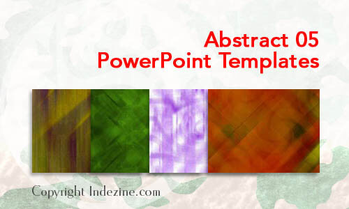 Abstract 05 PowerPoint Templates