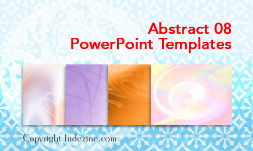 Abstract 08 PowerPoint Templates