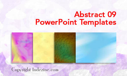 Abstract 09 PowerPoint Templates
