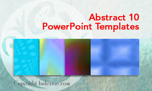 Abstract 10 PowerPoint Templates