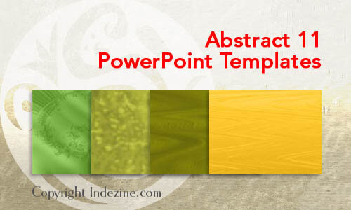 Abstract 11 PowerPoint Templates