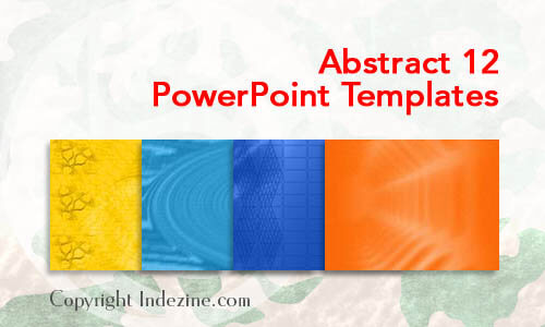 Abstract 12 PowerPoint Templates