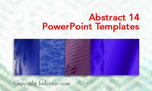Abstract 14 PowerPoint Templates