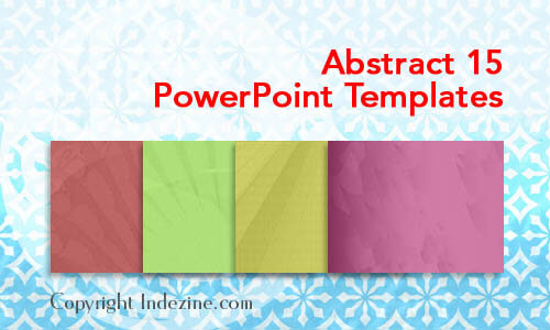 Abstract 15 PowerPoint Templates
