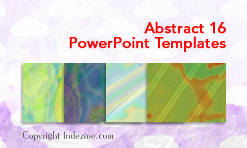 Abstract 16 PowerPoint Templates