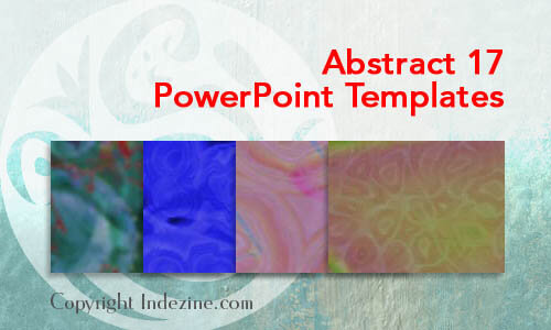 Abstract 17 PowerPoint Templates