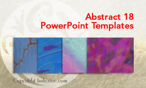 Abstract 18 PowerPoint Templates