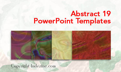 Abstract 19 PowerPoint Templates