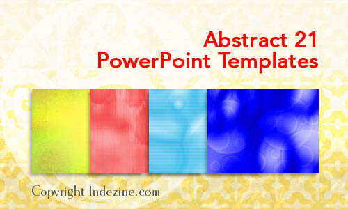 Abstract 21 PowerPoint Templates