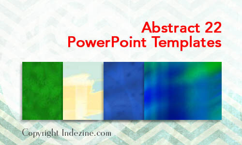 Abstract 22 PowerPoint Templates