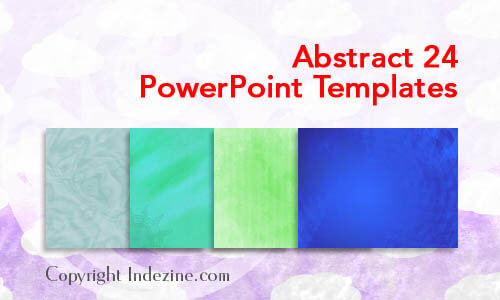 Abstract 24 PowerPoint Templates