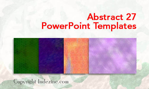 Abstract 27 PowerPoint Templates