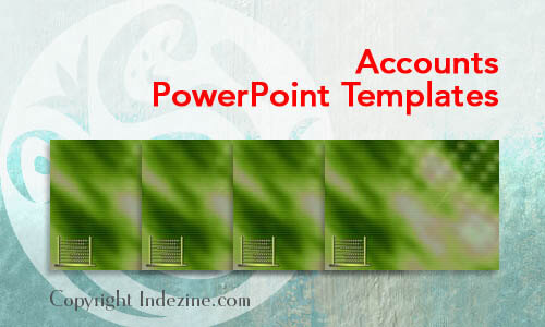 Accounts PowerPoint Templates
