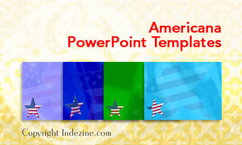 Americana PowerPoint Templates