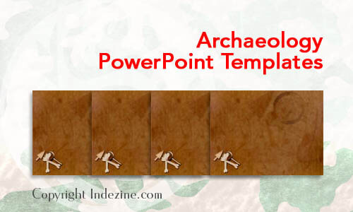 Archaeology PowerPoint Templates