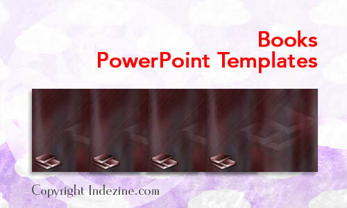 Books PowerPoint Templates