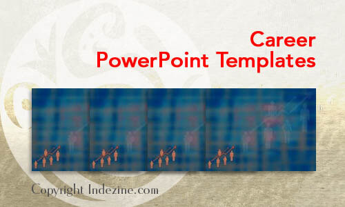 Career PowerPoint Templates