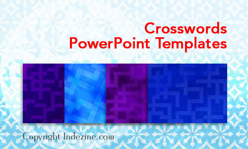 Crosswords PowerPoint Templates