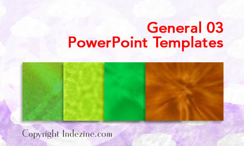 General 03 PowerPoint Templates