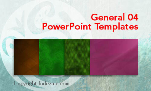 General 04 PowerPoint Templates