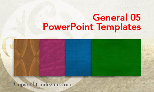 General 05 PowerPoint Templates