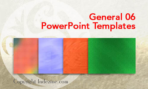 General 06 PowerPoint Templates