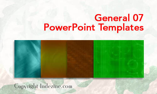 General 07 PowerPoint Templates