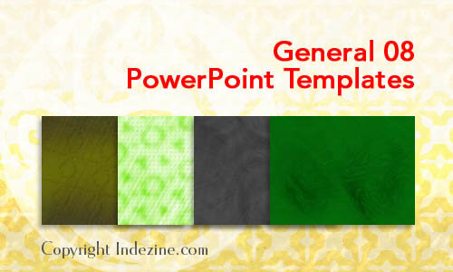 General 08 PowerPoint Templates