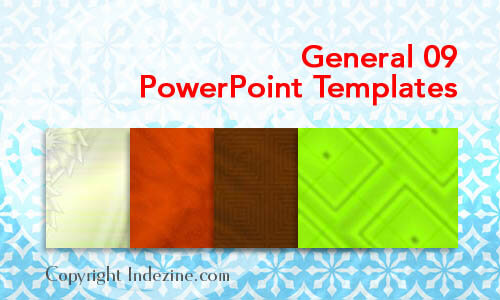 General 09 PowerPoint Templates