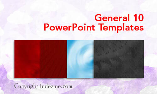 General 10 PowerPoint Templates