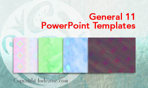 General 11 PowerPoint Templates