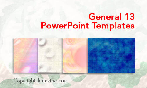 General 13 PowerPoint Templates