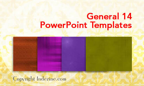 General 14 PowerPoint Templates