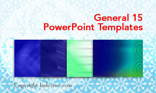 General 15 PowerPoint Templates