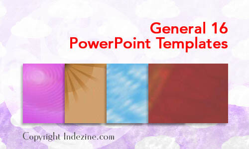 General 16 PowerPoint Templates
