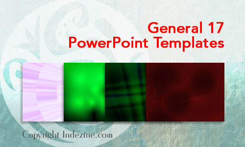 General 17 PowerPoint Templates