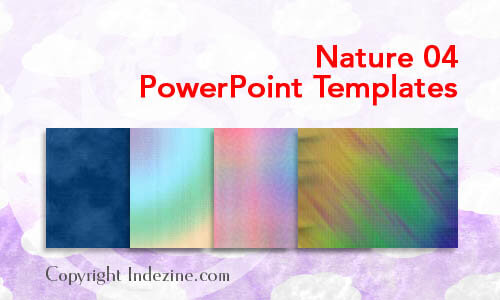 Nature 04 PowerPoint Templates