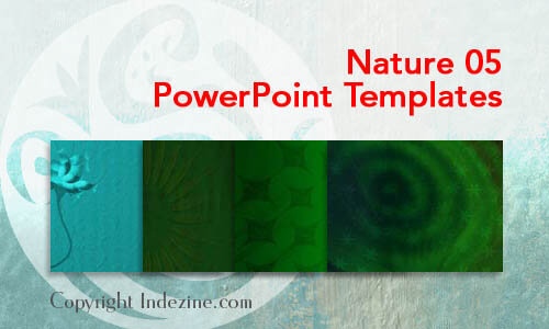 Nature 05 PowerPoint Templates