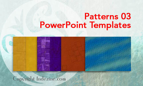 Patterns 03 PowerPoint Templates