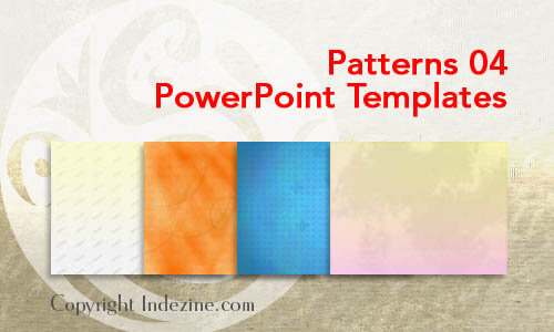 Patterns 04 PowerPoint Templates