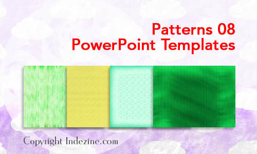 Patterns 08 PowerPoint Templates