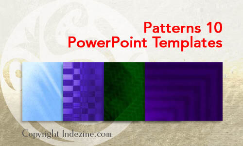 Patterns 10 PowerPoint Templates