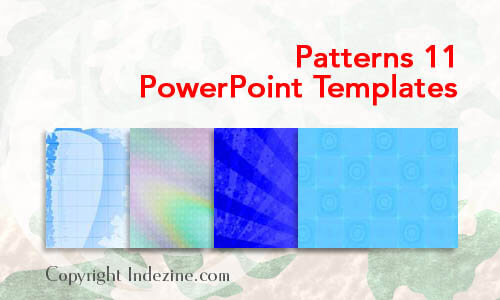 Patterns 11 PowerPoint Templates