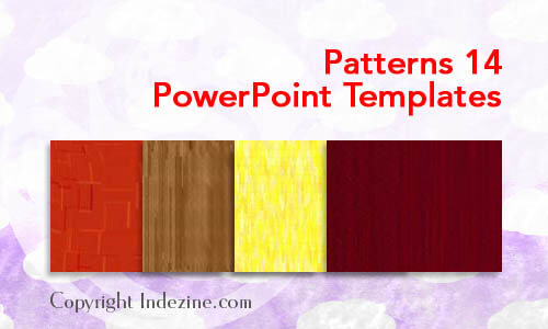 Patterns 14 PowerPoint Templates