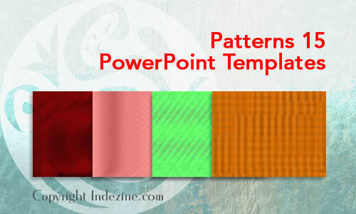 Patterns 15 PowerPoint Templates